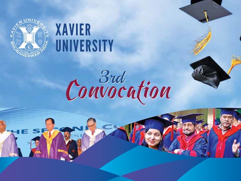 3rd Convocation of XUB: 22nd March '17