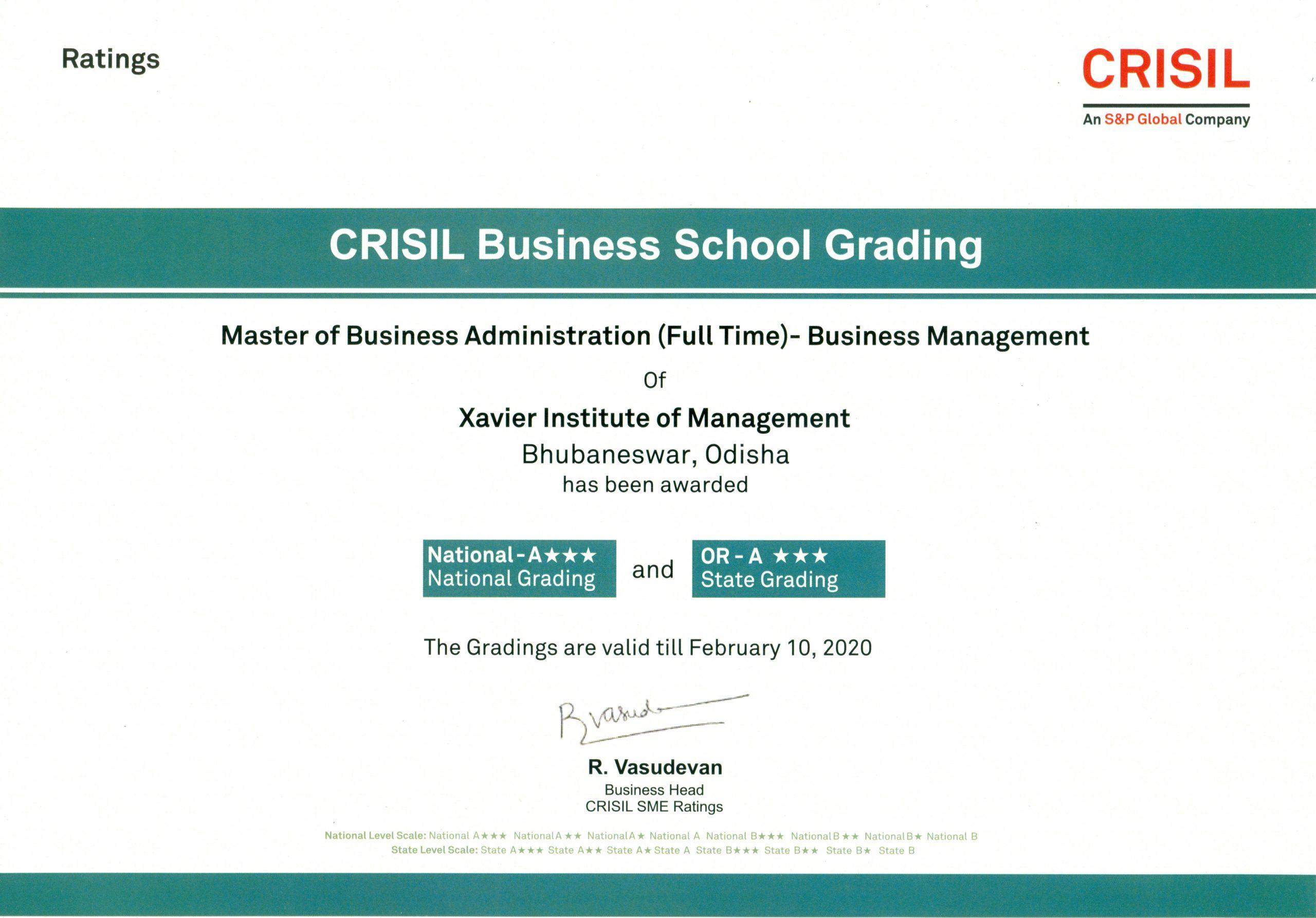 Crisil-Grading