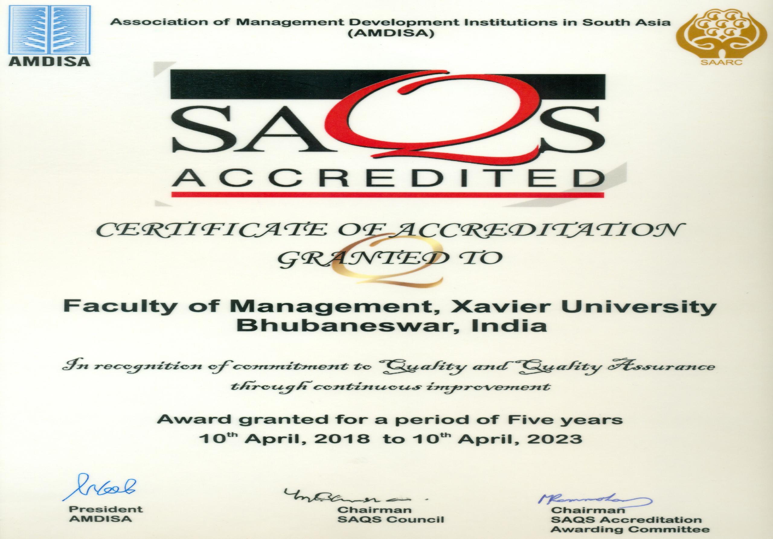 SAQS-Accrediation (1)
