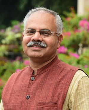 Prof. Shridhar Kumar Dash